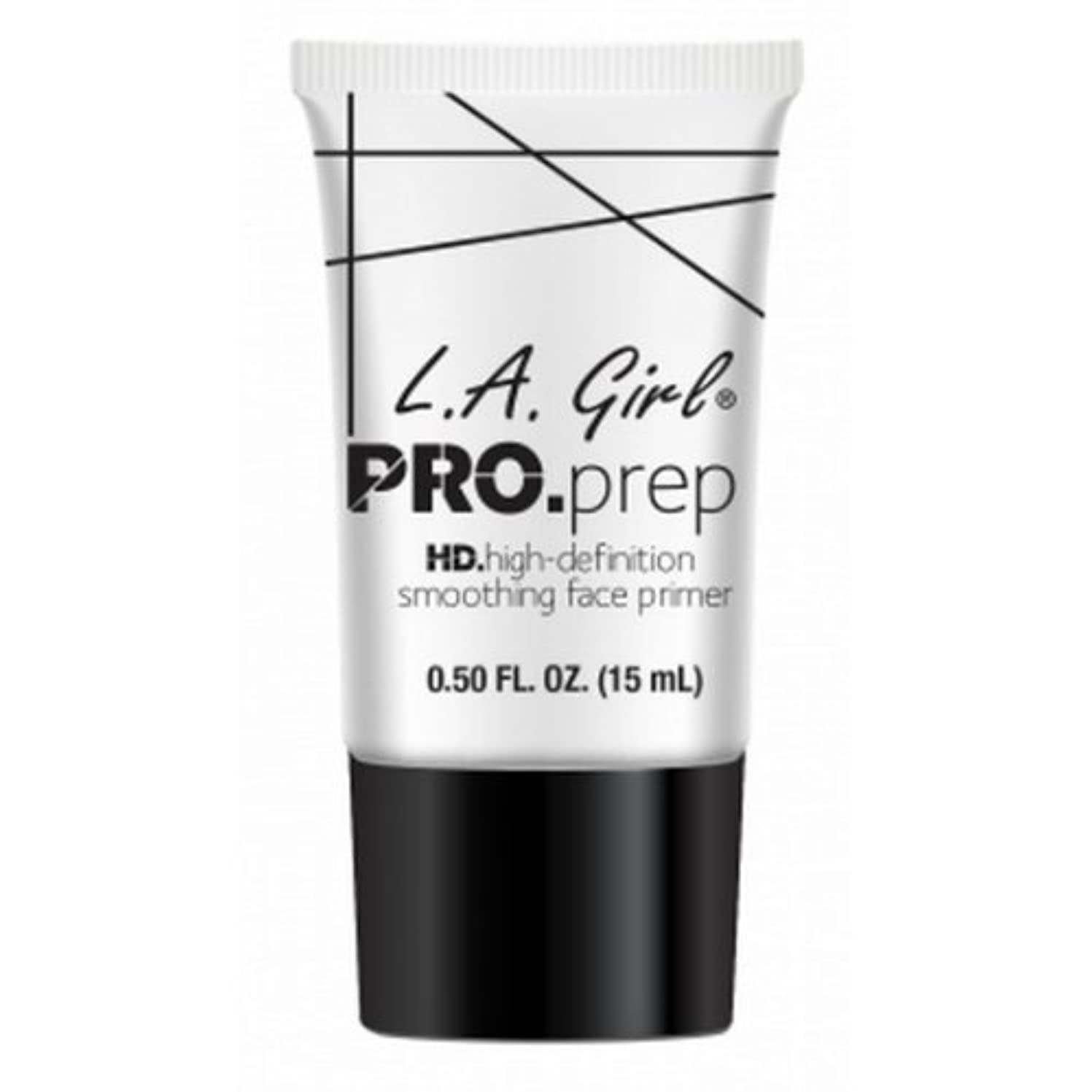 歩行者作物無駄な(3 Pack) L.A. GIRL Pro Smoothing Face Primer - Cream (並行輸入品)