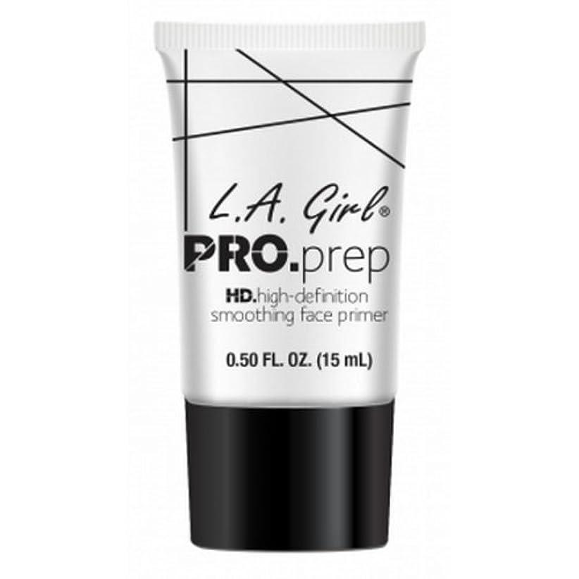 ありふれたバーガープロットL.A. GIRL Pro Smoothing Face Primer - Cream (並行輸入品)