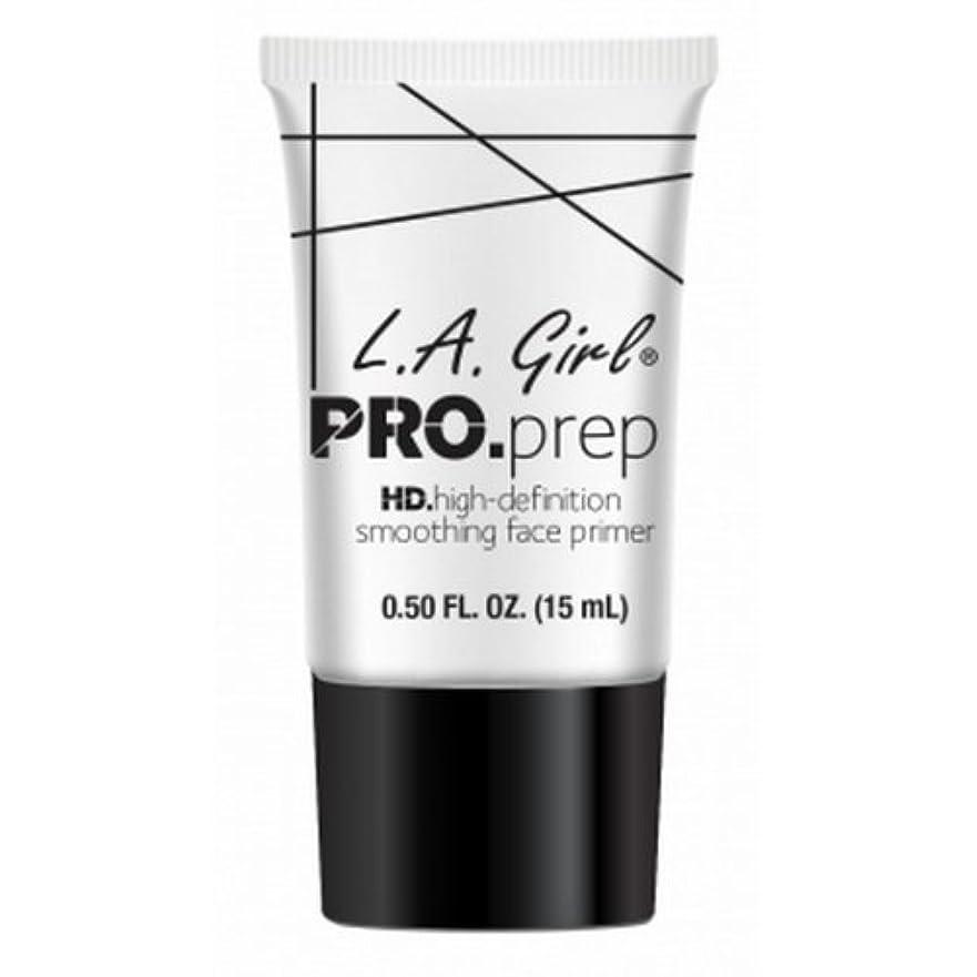かりておとこパッケージ(3 Pack) L.A. GIRL Pro Smoothing Face Primer - Cream (並行輸入品)