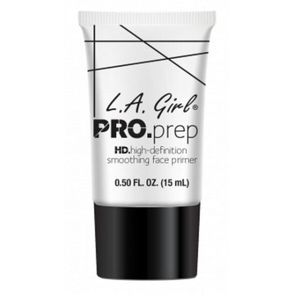 スカウト犠牲配分(6 Pack) L.A. GIRL Pro Smoothing Face Primer - Cream (並行輸入品)