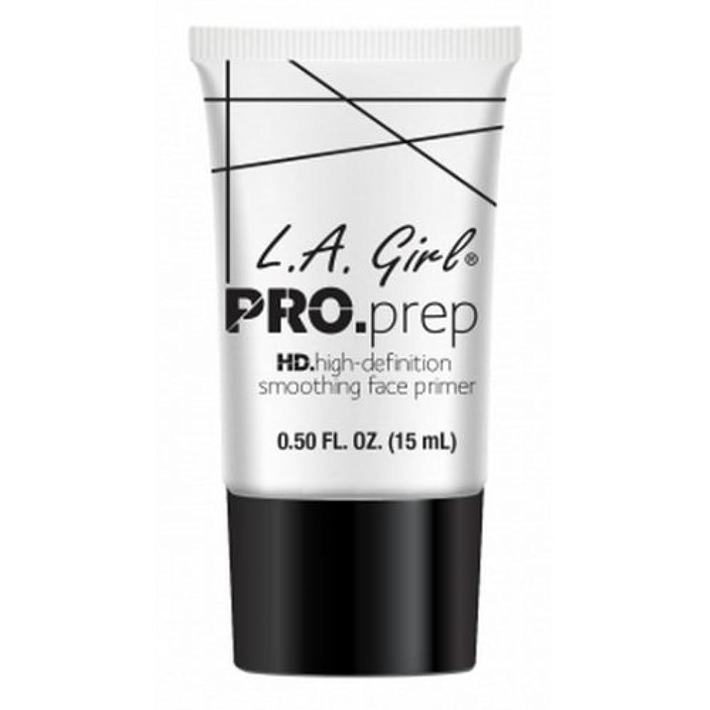 土曜日アブセイ郵便物L.A. GIRL Pro Smoothing Face Primer - Cream (並行輸入品)