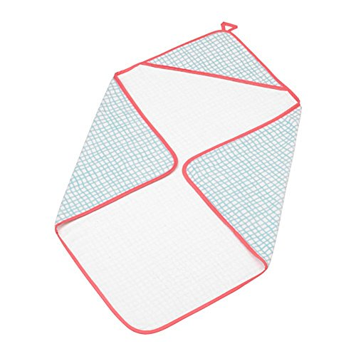 IKEA/イケア KLAMMIG:ベビータオル フード付80x80 cm タ...