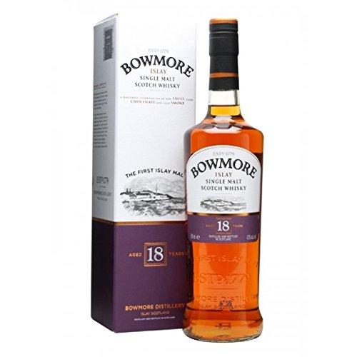 シングルモルト ウイスキー ボウモア 18年 700ml