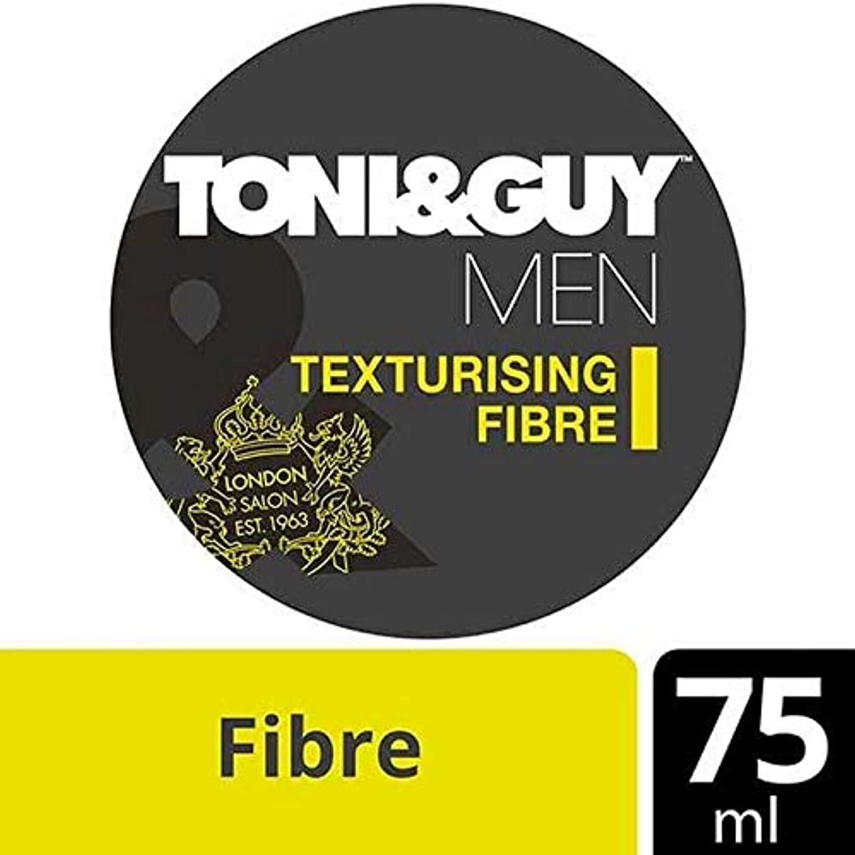不確実フラグラント海峡[Toni & Guy] トニ&男テクスチャー繊維 - Toni & Guy Texturising Fibre [並行輸入品]