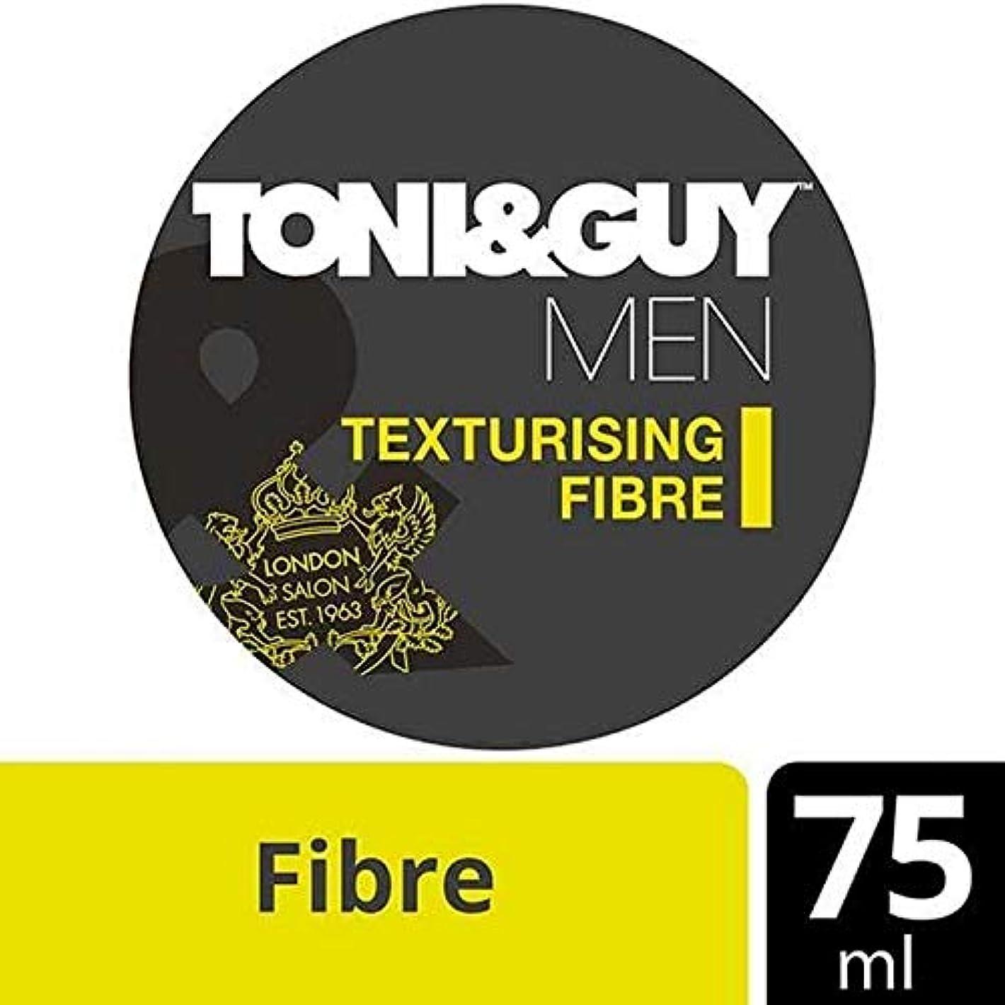 リットルチャレンジ分離する[Toni & Guy] トニ&男テクスチャー繊維 - Toni & Guy Texturising Fibre [並行輸入品]