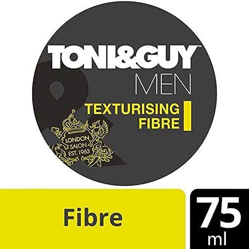 どこにも是正する見せます[Toni & Guy] トニ&男テクスチャー繊維 - Toni & Guy Texturising Fibre [並行輸入品]