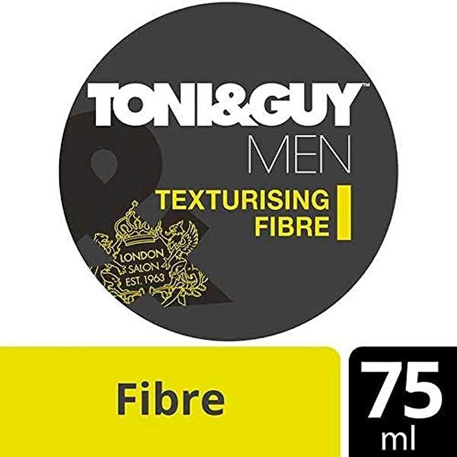選択男目指す[Toni & Guy] トニ&男テクスチャー繊維 - Toni & Guy Texturising Fibre [並行輸入品]
