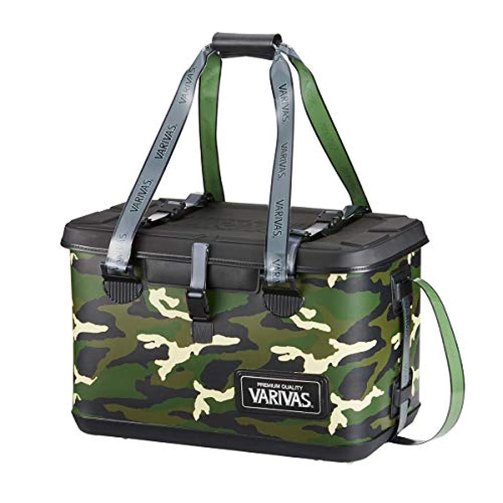 発見するおなかがすいた普及VARIVAS(バリバス) へらバッグ へらライトバッグ VABA-58 グリーンカモ VABA-58 グリーンカモ