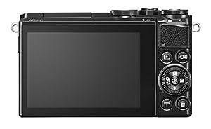 Nikon ミラーレス一眼 Nikon1 J5 ボディ ブラック J5BK