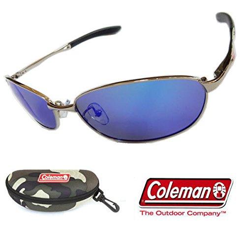 [해외] COLEMAN 콜맨 편광 썬글라스 CO4001-1 카무플라주 케이스+콜맨 스티커부-CO3008-1+CASE
