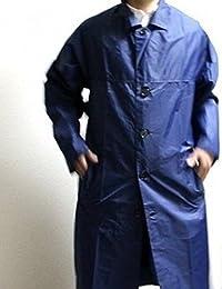 フランス軍 レインコート/ネイビー カッパ 雨具 コート ジャケット 防水 軍