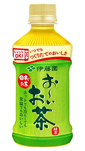 伊藤園 おーいお茶 緑茶 (電子レンジ対応) 345ml×24本