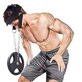 Mikotox 首の筋トレ ヘッドハーネス 上半身筋力up ヘッドストラップ 強化 トレーニング