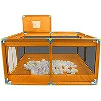 シューティングゲームのフェンスの赤ちゃんのフェンス赤ちゃんの屋内の子供は、50ボールの幼児をフェンスのボールプールをクロールを送信する