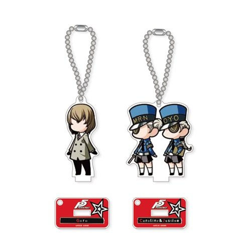 Persona 5 trading Acryl mascot Tartarus Theatre wild complete BOX BOX product 1 = 10 pieces set, all 10 types