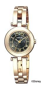 [シチズン]CITIZEN 腕時計 wicca ウィッカ ソーラーテック Disneyコレクション ディズニーアニメーション「アラジン」限定ウォッチ シンプルアジャスト KP5-221-51 レディース