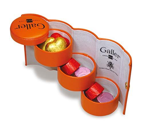 【 Galler (ガレー) ベルギー王室御用達 チョコレート 】 ジュエリーボックス