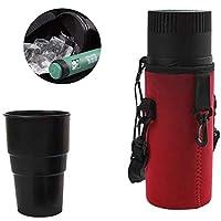 糖尿病チルドメッド用の携帯型インスリンクーラーボトルカップ、ミニインスリントラベルクーラーケース