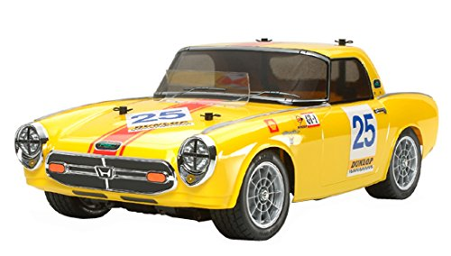 1/10 電動RCカーシリーズ No.454 1/10 RCC Honda S800 レーシング (M-05シャーシ) 58454