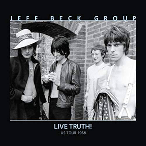 ライブ・トゥルース!  <US ツアー 1968>