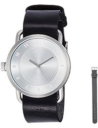 [ティッドウォッチ]TID Watches デザイナーズウォッチ ベルトセット スターターキット TID01-SV/BK BELT SET 【正規輸入品】