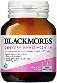 Blackmores Grape Seed Forte (30 Tablets)