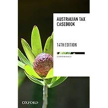 Australian Tax Casebook 2018