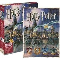 Harry Potter(ハリー?ポッター) ホグワーツ魔法魔術学校 ジグソーパズル 1000ピース [並行輸入品]