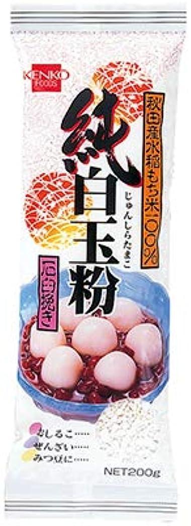 フェリー不毛流体健康フーズの純白玉粉200g×6個          JAN: 4973044022535