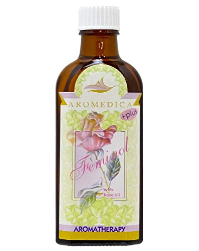 芽思いやりのある花瓶アロメディカ フェミノール プラス 100ml