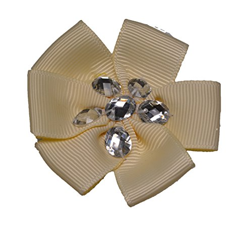 Ribbon Flower Ivory