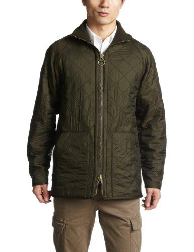 Polarquilt Jacket スティーブマックィーンモデル ナイロンジャケット MQU0088 バブアー