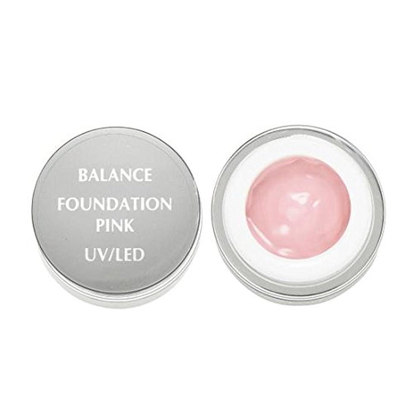 依存光のレンズAKZENTZ カラージェル プロフォーマンス バランスファンデ ピンク 7g UV/LED対応