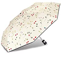 Cuby Travel Umbrella/Windproof Lightweight for Men Women and Kids - Auto Open/Close