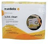 メデラ(medela) 電子レンジ除菌バッグ(5パック) クイッククリーン スチームバッグ