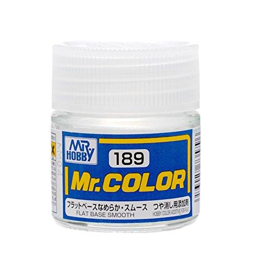 Mr.カラー C189 フラットベース「なめらか・スムース」 【HTRC 3】