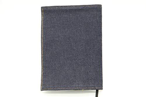 ラダイト ブックカバー 文庫 岡山デニム LDD-BOOK-100