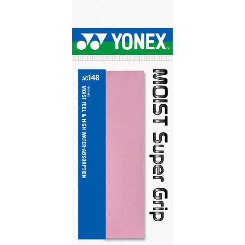 ヨネックス モイストスーパーグリップ パウダーピンク 1セット 20本:1本×20パック