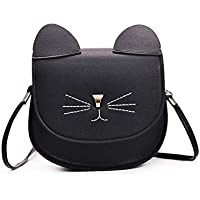 1 Pc Cat Cross Body Messenger Bag Cross Body Purse Small Cross Body Bag For Teens Girls