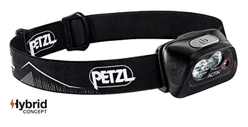 パンダの間にオークランドペツル(Petzl) ACTIK アクティック 350ルーメン E099FA ブラック [並行輸入品]