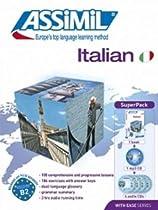 Superpack Italian (Book + CDs + 1cd MP3): Italian Self-Learning Method