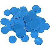 KESOTO 約30g 紙吹雪 キラキラ コンフェッティ 多色選べ - ロイヤルブルー