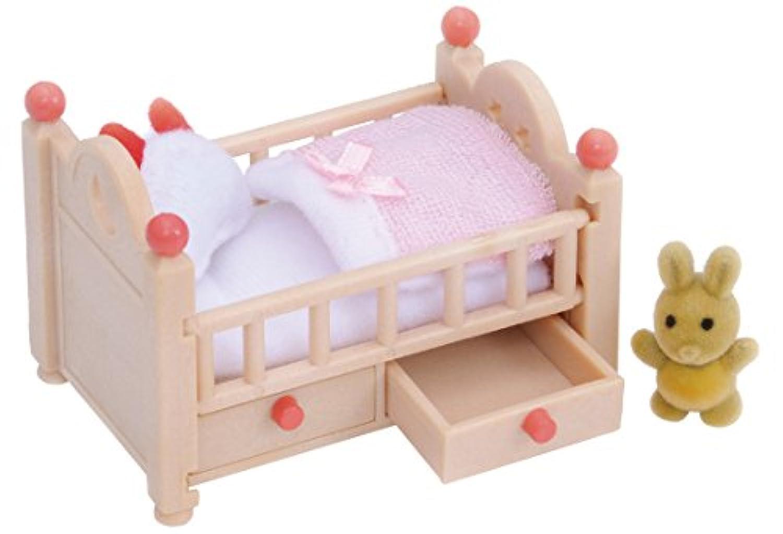 シルバニアファミリー Baby Crib  ベビーベッドセット №4462