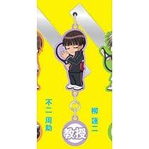 新テニスの王子様 ゆらゆらクリップコレクション 第2弾 2:柳蓮二 ソル・インターナショナル BOXフィギュア
