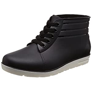 (チェリーレッド) CherryRed メンズ レインシューズ 高品質 ブーツ ショット丈 ファション 梅雨 雨の日 履き心地のよい 45