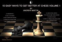 Foxy 114 10 Easy Ways To Get Better at Chess - Vol 1 [並行輸入品]