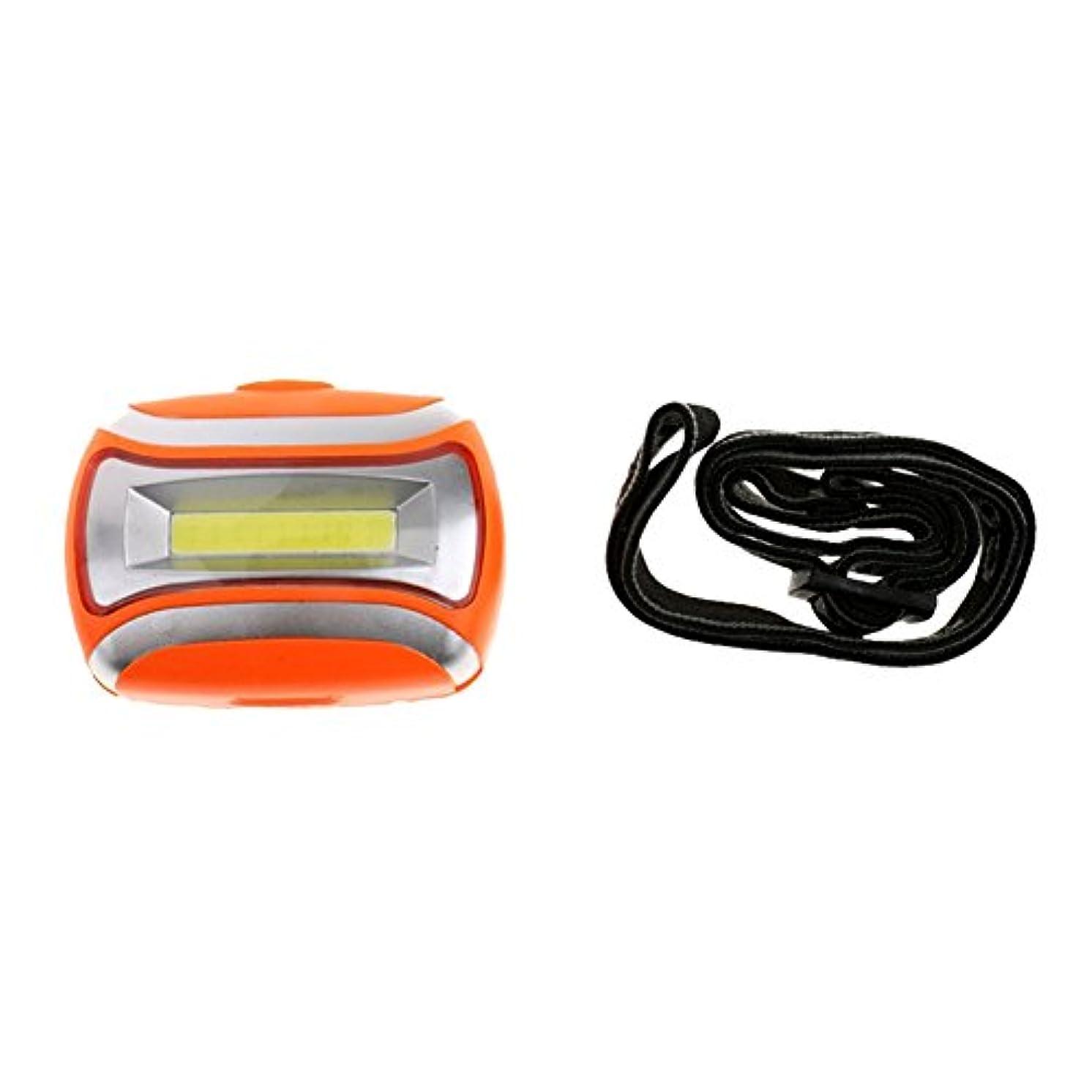 不良バイオリン使用法SellKuo COBミニ ヘッドライト LEDヘルプライト 点滅角度調整 明るいヘッドライト 3W 600ルーメン アウトドア活動 釣り 緊急災害 キャンプ 作業 登山