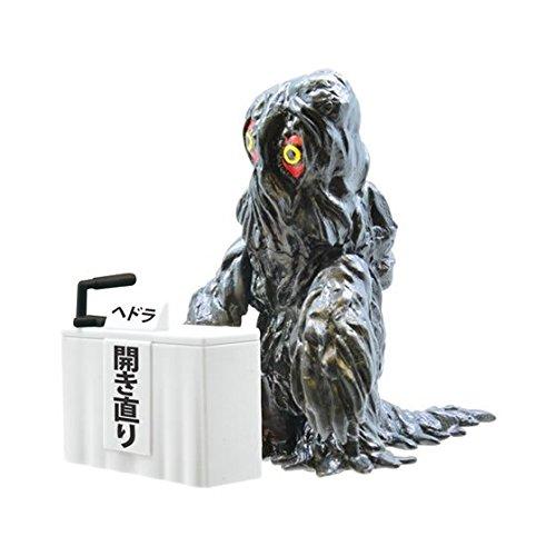 ガシャポン  ゴジラ 東宝怪獣記者会見:ヘドラ