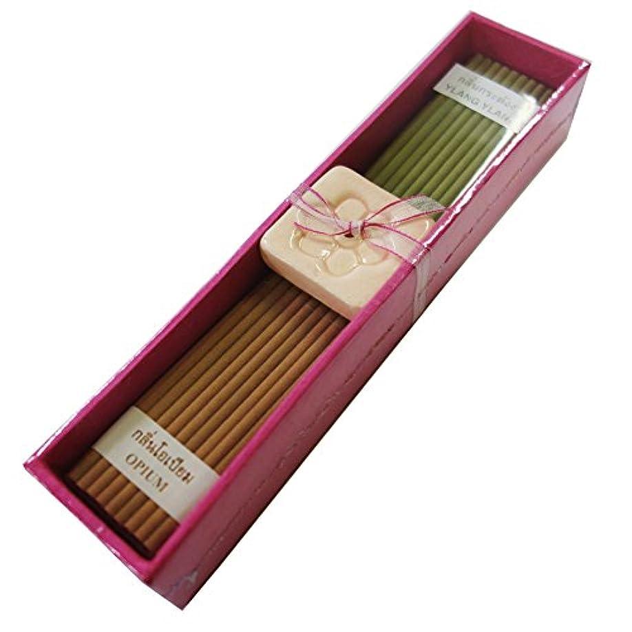 アーサーコナンドイル何故なのほこり(NOPPAMAS) ミニスティックお香2種ボックス/インセンス