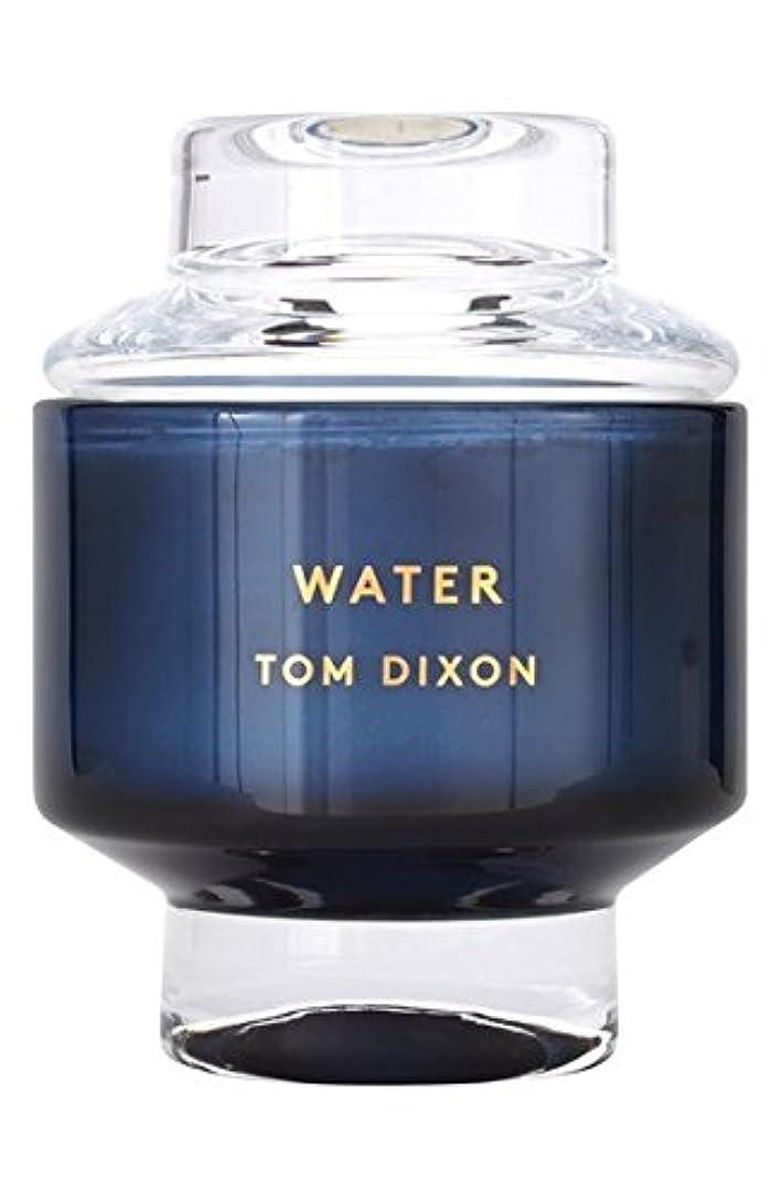 残酷な面積つまらないTom Dixon 'Water' Candle (トム ディクソン 'ウオーター' キャンドル大)Large